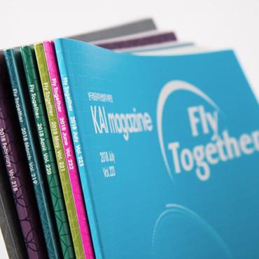 한국항공우주산업㈜ 사보 <Fly Together> 수주