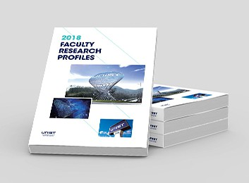 2018 FACULTY RESEARCH PROFILES